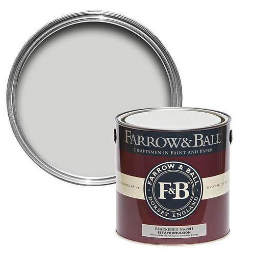 Farrow & Ball - Blackened No.2011