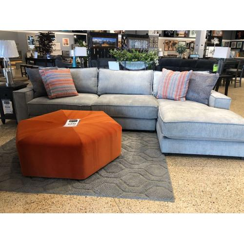 Catalina RAF Chaise 2 Piece Sectional