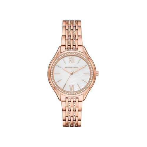MICHAEL KORS Mindy Rose-Gold Watch
