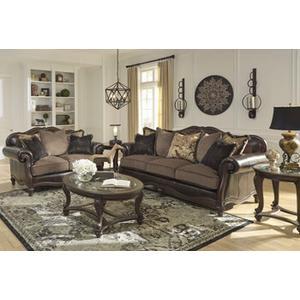 Winnsboro- Vintage Sofa and Loveseat