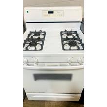 See Details - USED- 30-Inch Whirlpool Gold® Self-Cleaning Freestanding Gas Range G30WHSTV-U SERIAL #149