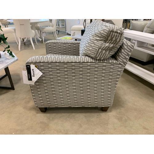 Bassett Custom Chair
