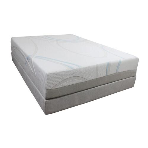Gel-Max Memory Foam Mattress - 12""