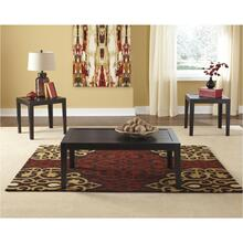 Birstrom 3 Piece Occasional Table Set