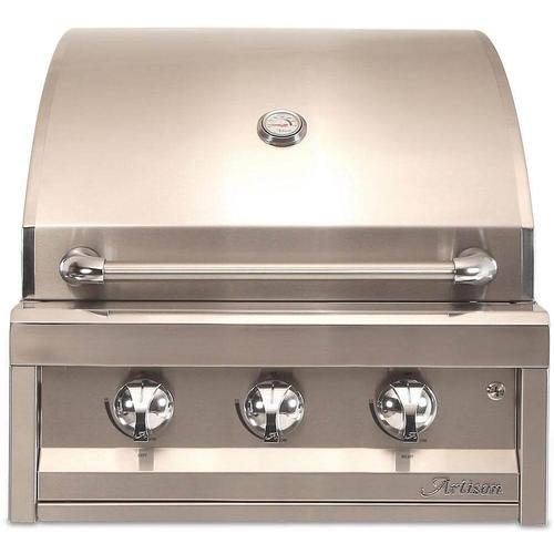 """Artisan - American Eagle Series 32"""" Built-in Grill"""