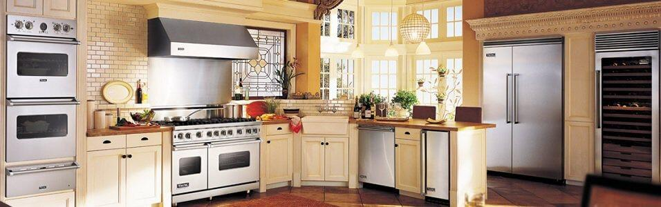 Viking Professional Kitchen Suite