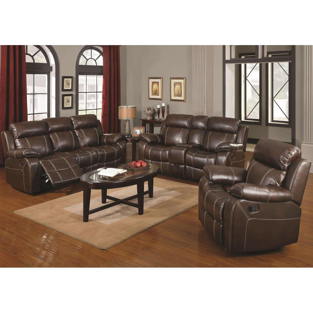 Myleen Motion Sofa and Love Seat