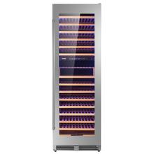 162 Bottle Dual Zone Freestanding Wine Cooler