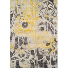 View Product - MG601 Modern Lemon 5x8 Rug