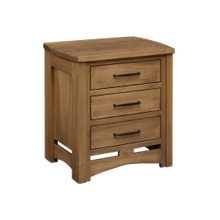 3 Drawer Nighstand
