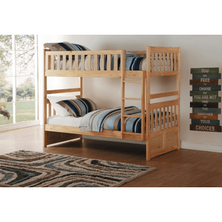 Bartly Bunk Bed Twin on Twin
