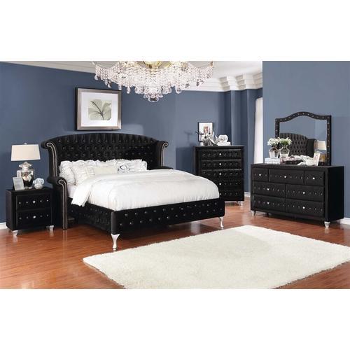 Dana 4pcs Queen Bedroom set