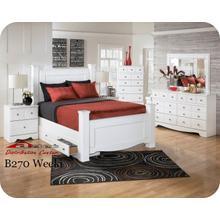 Ashley B270 Weeki Bedroom set Houston Texas USA Aztec Furniture