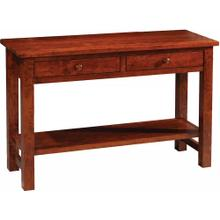 Cabin Creek Collection- Sofa Table