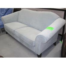 Palliser Microfiber Aqua Sofa