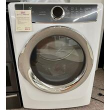 See Details - Front Load Perfect Steam™ Electric Dryer with PredictiveDry™ and Instant Refresh - 8.0. Cu. Ft.