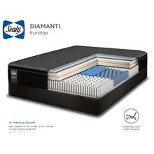 Diamanti Eurotop Cushion Firm