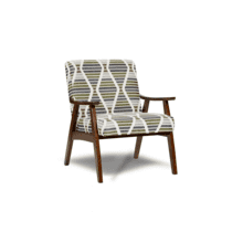 See Details - Papoose Marine Accent Chair