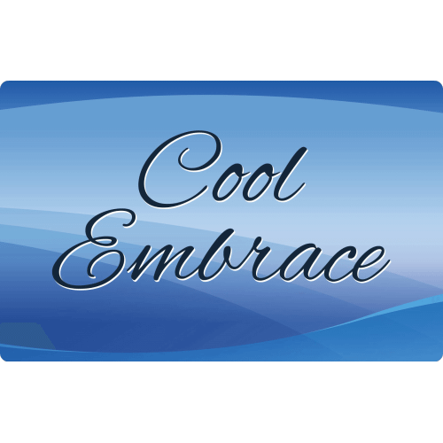 "Cool Embrace 10"" Firm"