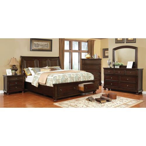Castor 4Pc Eastern King Bed Set