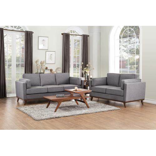 Bedos Sofa and Love Seat