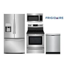 Frigidaire Stainless Kitchen Package with French Door