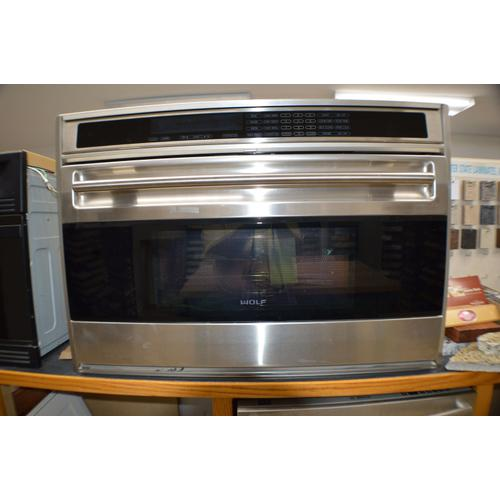 "36"" Wall Oven Self Cleaning Convection Oven"