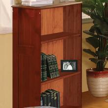 See Details - Merlot Bookcase