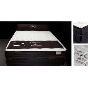 Solstice Sleep - Chesterfield Pillow Top