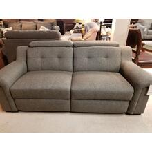 Power Reclining Sofa with Power Headrest