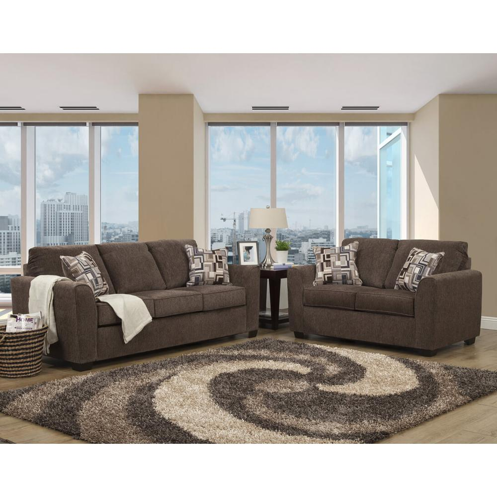 See Details - Liberty Sofa and Love Seat