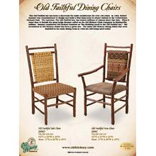 Old Faithful Dining Chairs