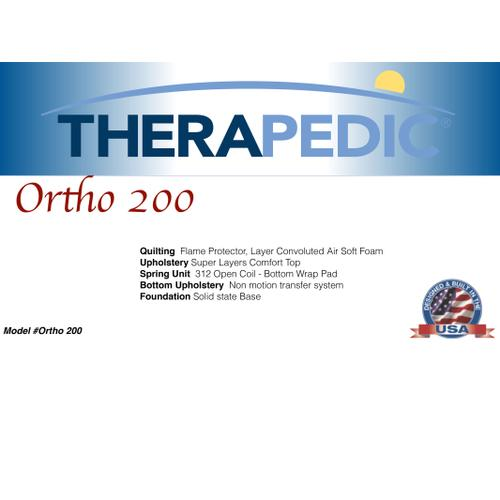 Ortho 200 Mattress