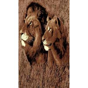 Rug Lions