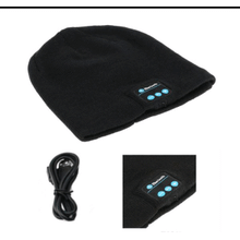 BLACK HAT  HAND FREE BLUE TOOTH