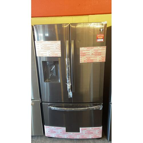 Treviño Appliance - Samsung French Door Refrigerator in Fingerprint Resistant Stainless Steel