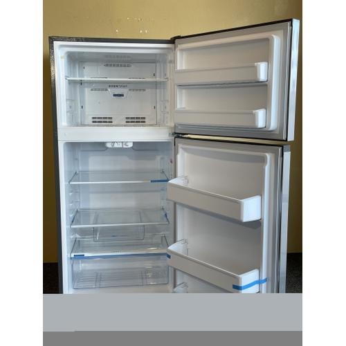 Treviño Appliance - Frigidaire Stainless Steel Top and Bottom Refrigerator