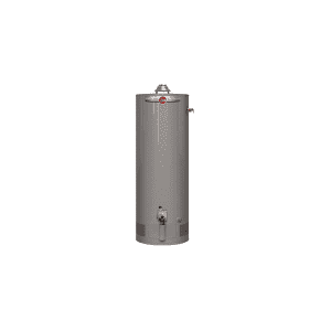 Rheem - Professional Classic Atmospheric 50 Gallon Natural Gas Water Heater with 6 Year Limited Warranty