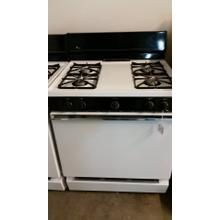 GE - Pilot Only LP Gas Range - rare find.  Great for off grid areas