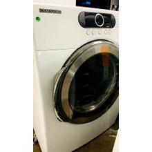 USED- Sleek, modern, and innovative with 7.3 cu. ft.  - Dryers- FLDRYE27W-U SERIAL #60