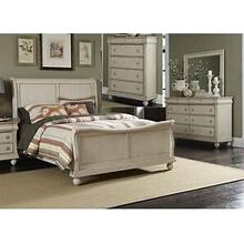 Queen Size White Bedroom Group