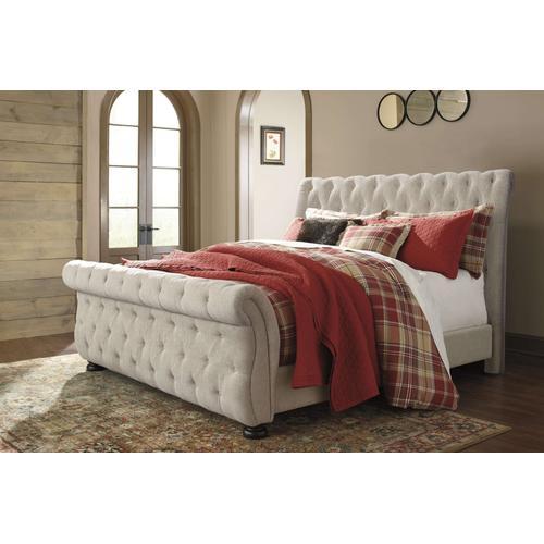 Ashley Furniture - Ashley Furniture B643 Willenburg Linen Bedroom Set Houston Texas USA.