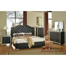 Generation Trade Furniture Dynasty Black 150200 Bedroom set Houston Texas USA Aztec Furniture