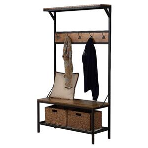 Bevinfield Hall Tree With Storage Bench