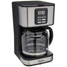 See Details - Capresso SG220 Stainless Steel Coffee Maker
