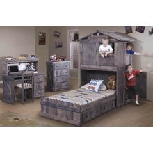 See Details - The Fort - Clubhouse Bed