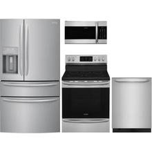 FRIGIDAIRE GALLERY PREMIER PACKAGE w/ AIR FRY RANGE