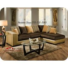 Delta Furniture 835 Sectional Available at Aztec Furniture Houston Texas