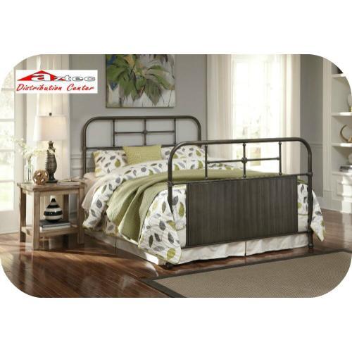 Ashley Furniture - Ashley B280 Metal Beds Bedroom set Houston Texas USA Aztec Furniture