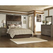 View Product - Andrew Bedroom INCLUDES Pillowtop Mattress Set